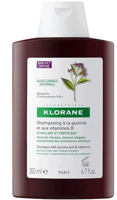 Klorane Quinine Shampoo 200Ml
