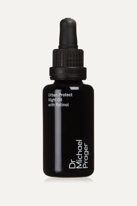Prager Skincare Urban Protect Night Oil, 30ml