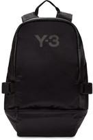 Y 3 Y-3 Black Racer Backpack