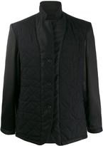 Ann Demeulemeester reversible padded jacket