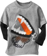 BABYBOX Baby Box Little Boys' kids long sleeve T-Shirts