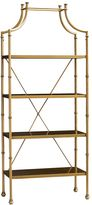 Maison Bookcase, Gold
