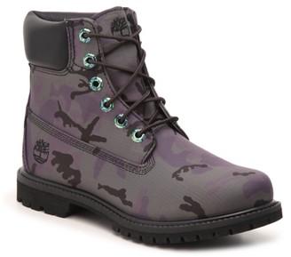 Timberland Premium Combat Boot