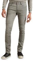 John Varvatos Star U.S.A. Wight Skinny Moto Jeans