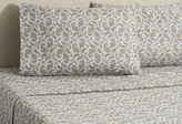 Belle Epoque King Grey Paisley Sheet Set