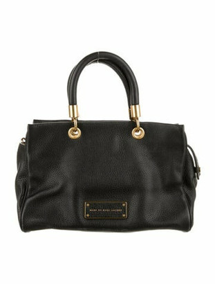 Marc by Marc Jacobs Leather Handle Bag Black