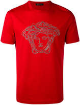 Versace Medusa head Swarovski t-shirt
