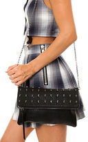 Urban Expressions The Jam Clutch in Black
