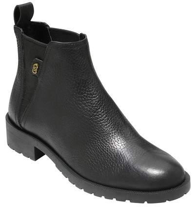 Cole Haan Calandra Leather Bootie