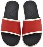 Lacoste L30 Flip Flops Red
