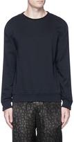 3.1 Phillip Lim Zip sleeve sweatshirt