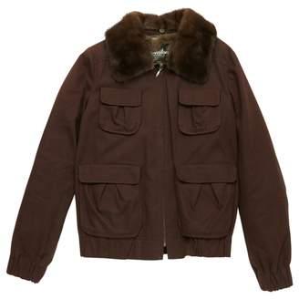 N. Revillon \N Brown Fur Jackets