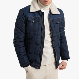 Petrol Industries JAC123 Sherpa Collar Jacket