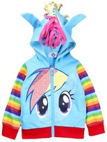 SummitLink® My Little Pony Girls' Rainbow Dash Hoodie