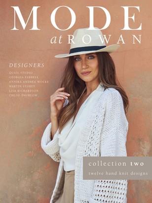 Rowan Mode At Rowan Collection Two Knitting Magazine
