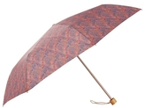London Undercover Felix and Isabelle Liberty Print Compact Umbrella