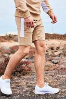 Boohoo Jog Shorts With Side Panel