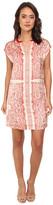 Maison Scotch Bandana Printed Shift Dress