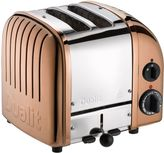 Dualit Classic 2 Slot Toaster, Copper
