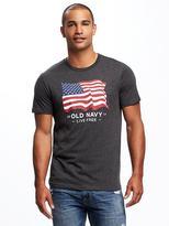 Old Navy 2017 Flag Tee for Men