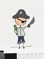 Ahoy, Mateys! Wall Art