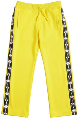 DSQUARED2 TRIACETATE SWEATPANTS W/ BANDS