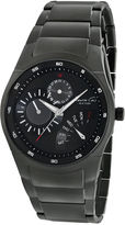 Kenneth Cole New York Watch, Men's Gunmetal Ion Plated Stainless Steel Bracelet 42mm KC9189