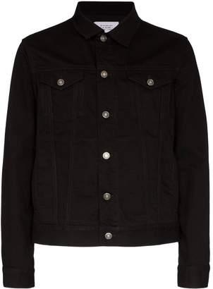 Givenchy signature logo denim jacket