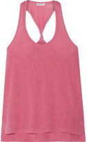 Splendid Vintage Whisper Supima Cotton-jersey Tank - Pink