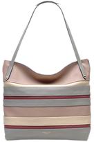 Radley Pembroke Leather Large Tote Bag, Grey