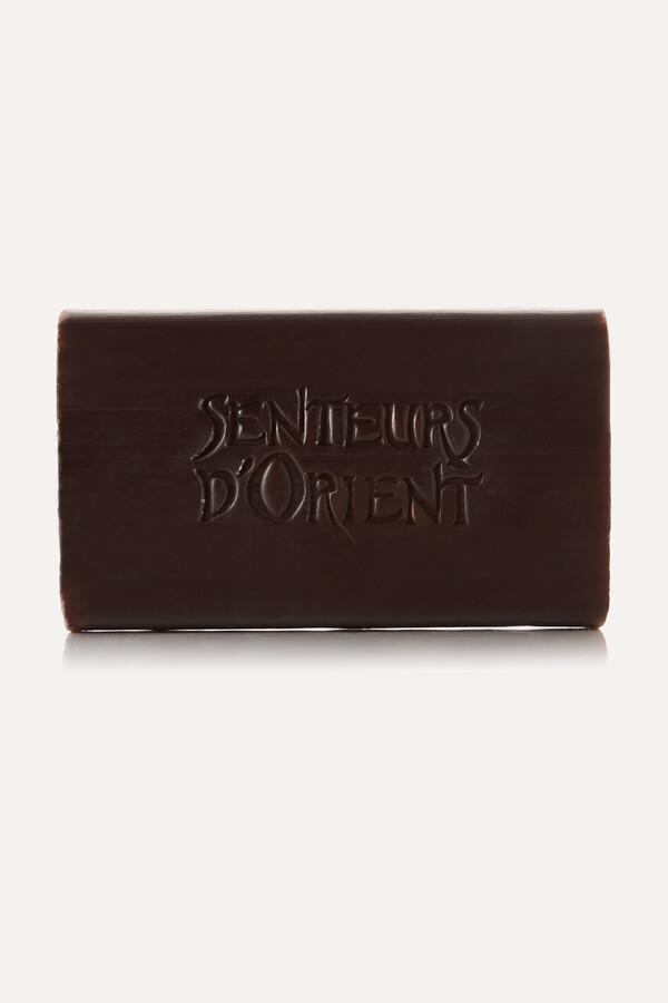 Thumbnail for your product : SENTEURS D'ORIENT + Net Sustain Rough Cut Bath Soap - Amber, 210g