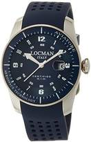 Locman watch AVIATORE pilot watch 0453V02-00BLSIB Men's [regular imported goods]