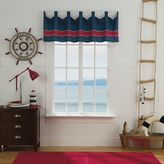 Bed Bath & Beyond Rugby Tab Top Window Valance