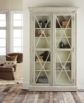 The Well Appointed House Modern History Swedish Two-Door Bookcase