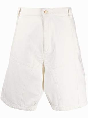 GmbH wide panel shorts