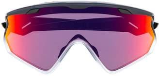 Oakley oversized visor sunglasses