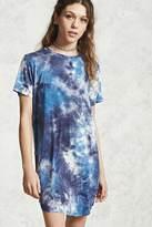 Forever 21 Tie-Dye T-shirt Dress