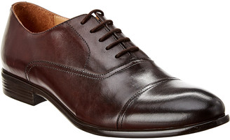 Warfield & Grand Moore Leather Oxford
