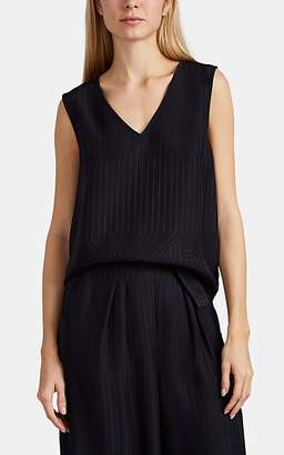 Eres Women's Lively Silk Pajama Top - Black