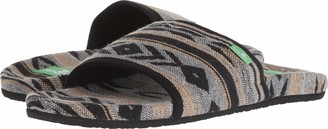 Sanuk Women's Furreal Slide Sandal