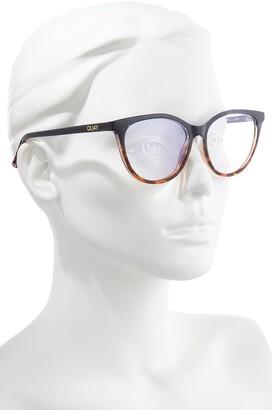 Quay All Nighter 50mm Blue Light Filtering Glasses