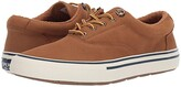 Sperry Striper Storm CVO WP Leather (Tan Nubuck) Men's Shoes