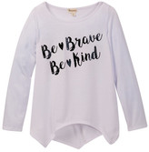 Ten Sixty Sherman Be Brave, Be Kind Tee (Girls)