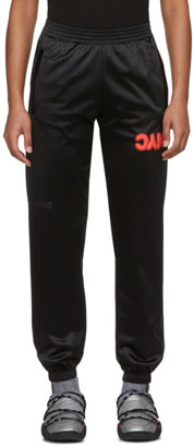 Adidas Originals By Alexander Wang Black Track Pants
