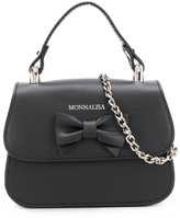 MonnaLisa Bow Detail Shoulder Bag