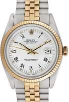 Rolex Women's Vintage Unisex Two-Tone Datejust Watch, 36mm