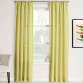 JCPenney Lichtenberg Remi Solid Rod-Pocket Curtain Panel