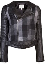 Cote By Improvd Plaid jacket