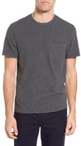 James Perse Men's Sueded Jersey Pocket T-Shirt