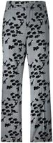 Marc Jacobs 'Bowie' trousers - women - Cotton/Polyester - 8